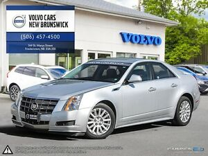 2011 Cadillac CTS 4 AWD! REDUCED! HEATED LEATHER! LOADED!