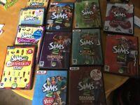 Sims 3 PC game bundle