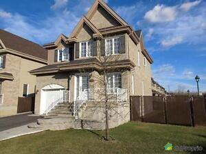 459 000$ - Maison 2 étages à vendre à Fabreville