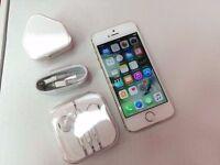 Apple iPhone 5s 16GB Gold, Unlocked, +WARRANTY, NO OFFERS
