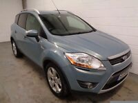 FORD KUGA DIESEL , 2009/59 REG , LOW MILES + HISTORY , YEARS MOT , FINANCE AVAILABLE , WARRANTY