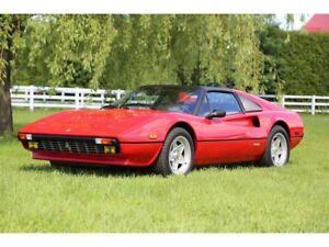 1983 Ferrari 308 GTS Quattrovalvole -