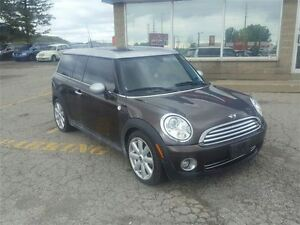 2010 MINI Cooper Clubman DUAL ROOF - FREE WINTER TIRE PACKAGE London Ontario image 3