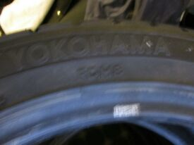 Set of 4 Yokohama W Drive Tyres 225/45 R17 91H