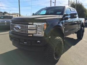 2017 Ford F-350 Platinum LIFTED