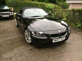 BMW Z4 2.0L i Sport roadster low mileage