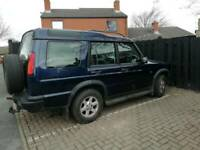Landrover discovery 04 plate for sale  Barnsley, South Yorkshire