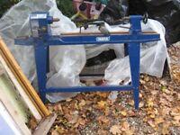 draper wood turning lathe needs new belt bargain, £60