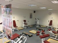 Business For Sale - Womens Gym In Bramcote Nottingham Commercial equipment