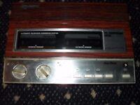 Attractive retro Panasonic Easa-Phone answering machine.