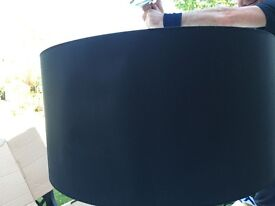 Very large light shade
