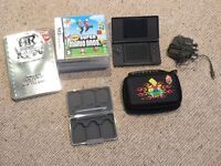 Nintendo DS Lite bundle incl. Mario Kart DS & Super Mario Bros
