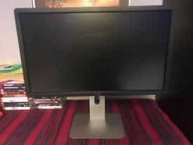 3 x 1080p dell monitors