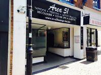 Tattooist wanted for Busy Studio in Basingstoke
