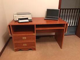 Rosewood Office Desk