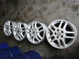 vaxhall 16 in alloys for sale