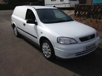 Vauxhall Astra van swap