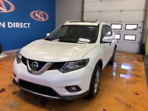 2015 Nissan Rogue SL AWD/ PANO SUNROOF/ POWER LIFTGATE/ NAVI/...