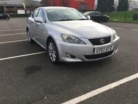 Lexus is220d Navigation/camera