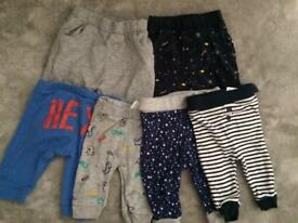Newborn boys bottoms