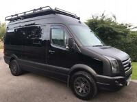 VW Crafter Luxury one Off Campervan Motorhome