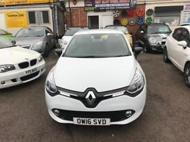 Renault Clio 1.2 16v dynamique nev hatchback petrol manual start/stop