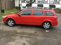 Vauxhall Astra club 1.7 diesel manual 2008