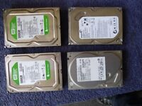 500gb hard drives
