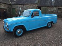 Austin a55 1/2 tonne pick up