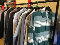 joblot mens shirts (used but in excellent condition)