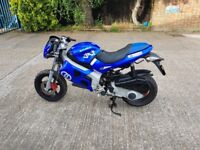 gilera dna 125 not pcx or cbr, r125