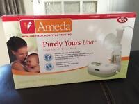 Ameda electric breast pump