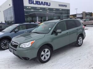 2016 Subaru Forester 2.5i Touring  Just In, winter ready