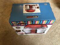 Smart Retro Double Ice Cream Maker - New