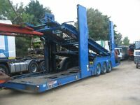 Transport Engineering +12 Drawbar Trailer, Good Working Order. FIVE available