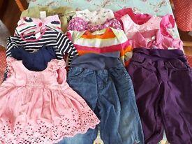 Toddler girl bundle 12-18 months