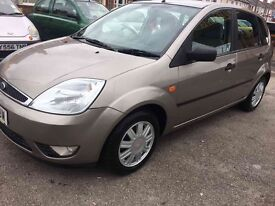 Ford Fiesta aoutomatic