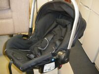 CHILD'S CAR SEATS at Haven Housing Trust's charity shop