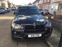 BMW X5 2007, color Black, 3.0L Diesel , 2993cc, Private number plate, Taxed & MOT.