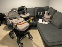 Silver Cross Wayfarer Travel System (Limited Edition) with Isofix