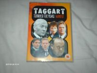 TAGGART THROUGH THE YEARS ( 6 DVDs )