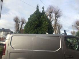 2014onwards Renault traffic /vivaro roof rack