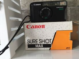 Canon brandnew unused camera