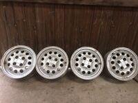 Peugeot 205 gti alloy wheels x4