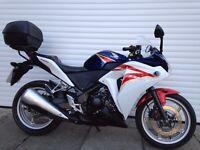 Honda CBR250 R-B, 2013, Nice Low mileage bike