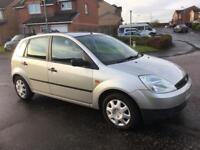 Ford Fiesta 1.2 LX 2004 Full Year MOT Immaculate as Corsa Clio Punto Micra KA Astra 107 Aygo C1 Polo