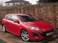 2010 MAZDA 3 2.2 D SPORT!!!2 OWNERS,FSH,75000 MILES!!!