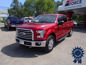"2017 Ford F-150 XLT Supercrew 157"" WB 4X4 w/6.5' Box"