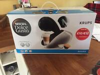 Dolce gusto - Krupp coffee machine movenza