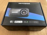 Nextbase 322 GW Dash Cam - like new - with Accessories